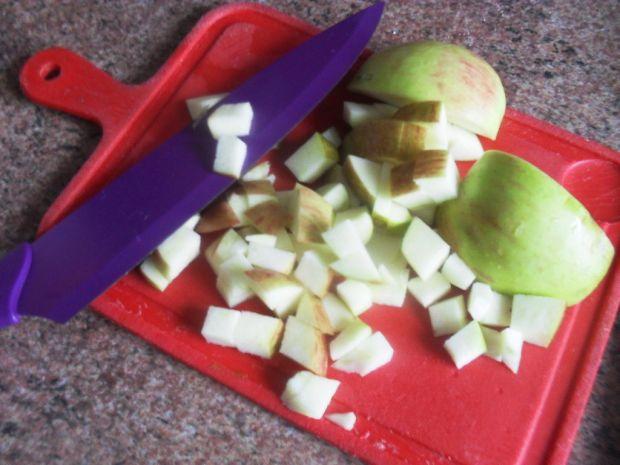 Owsianka jabłkowa
