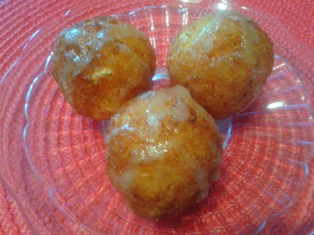 Pączki serowe z sera białego