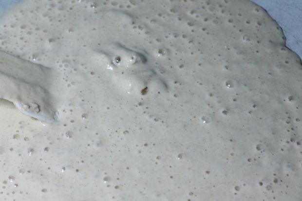 Pączki z konfiturą malinową