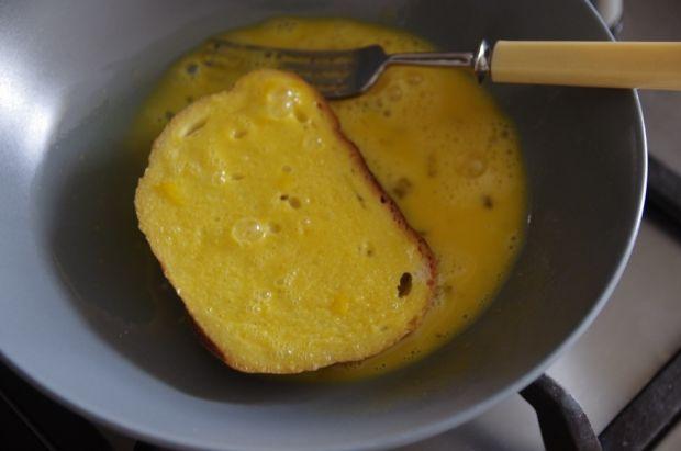 Pain perdu - tosty francuskie