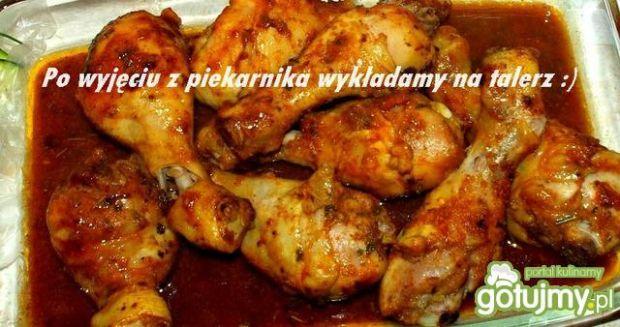 Pałki kurczaka z duszona cukinią :)