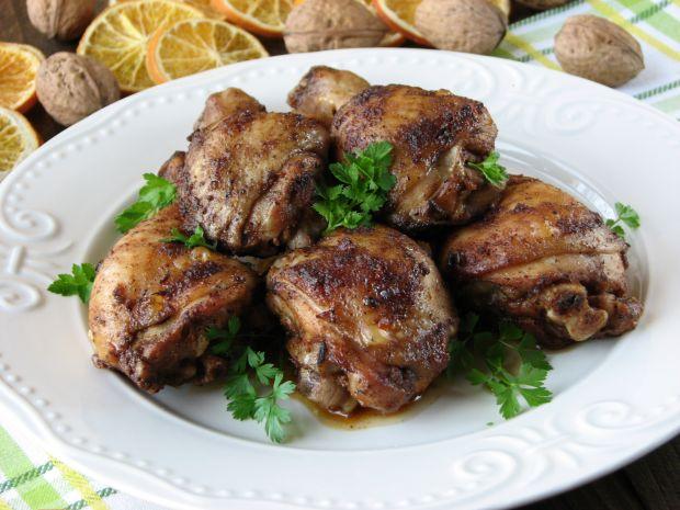 Pałki z kurczaka po aztecku