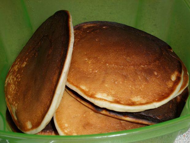 Pancakes na jogurcie