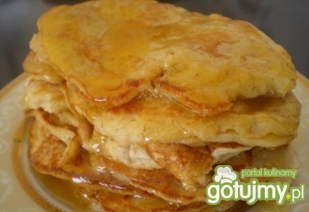 Pancakes owsiane