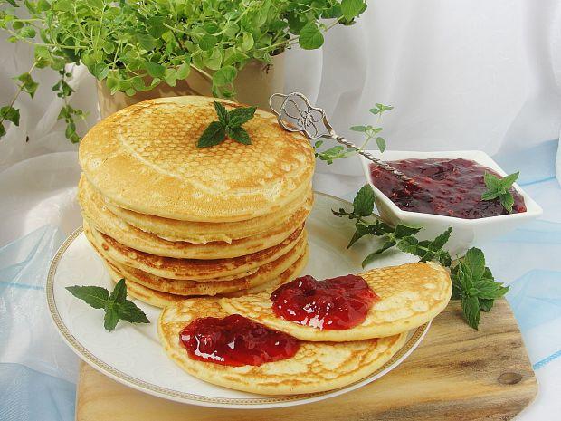 Pancakes waniliowe