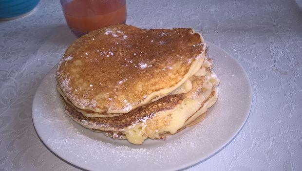 Pancakes z gruszką