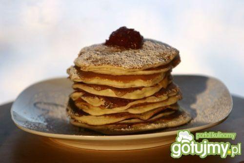 Pancakes z mleka