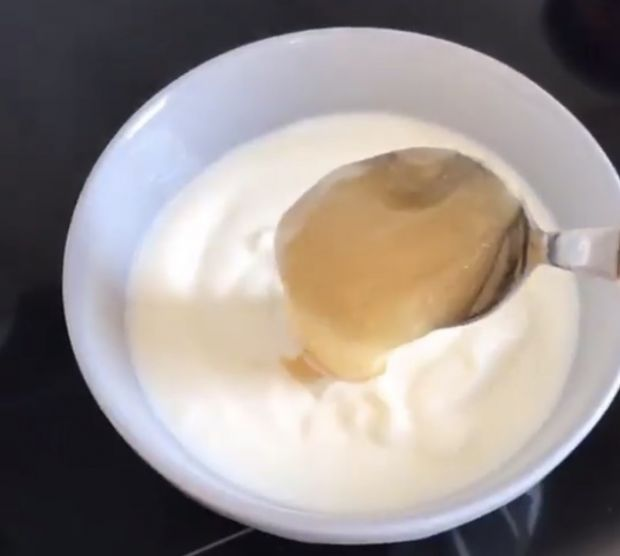 Pancakesy miodowe