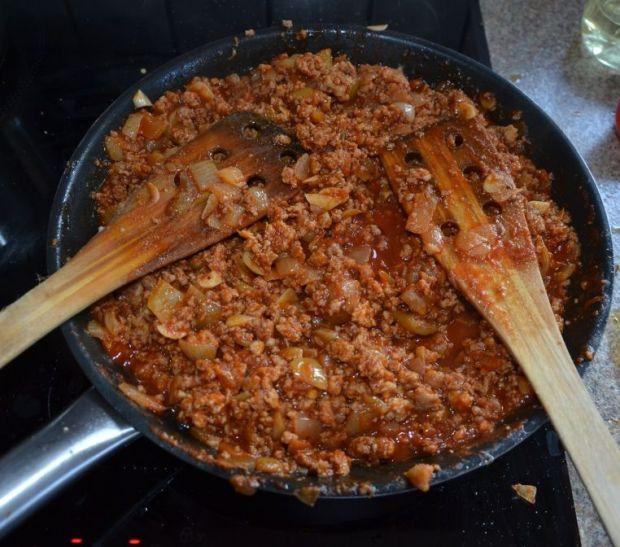 Papryka faszerowana mięsem