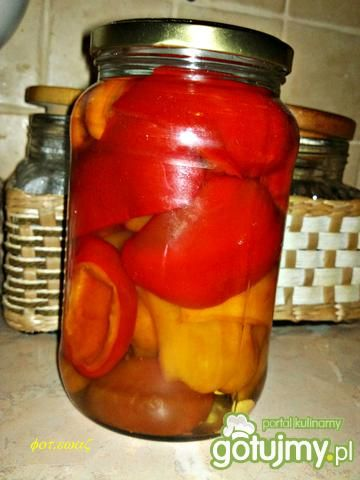 Papryka konserwowa z pomidorem