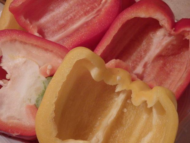 Papryka marynowana z miodem