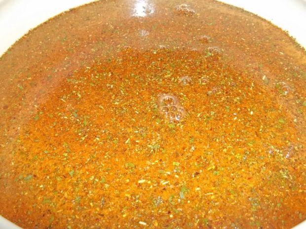 Papryka z przyprawą do grilla