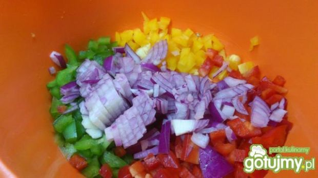 Paprykowa alla salsa