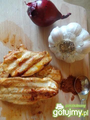 Paprykowa pierś z grilla
