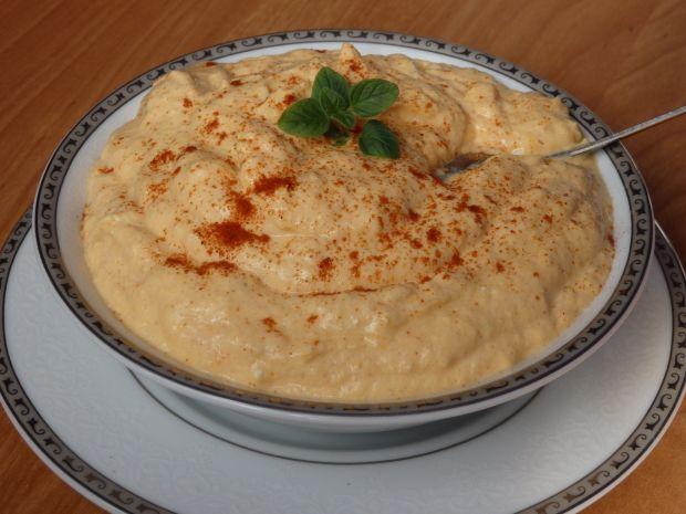 Pasta dyniowo-serowa