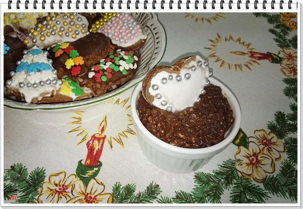 Pasta Eli z suszonych owoców ala nutella