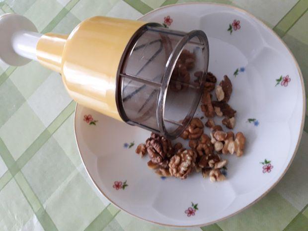 Pasta jajeczna śniadaniowa z nutką chrzanu