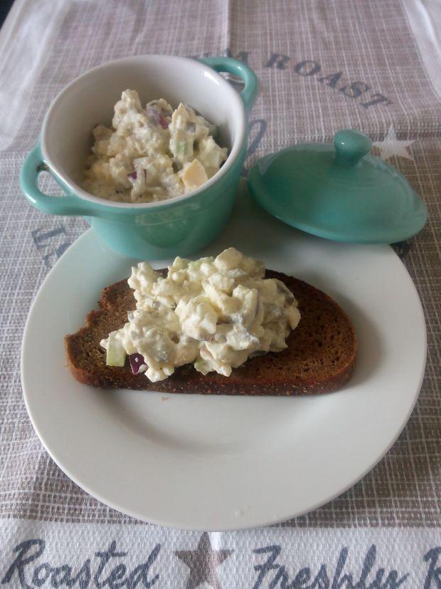 Pasta jajeczna z selerem