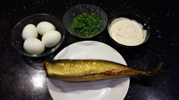 Pasta kanapkowa z makrelą