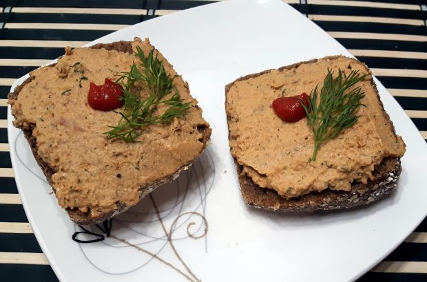 Pasta z cieciorki