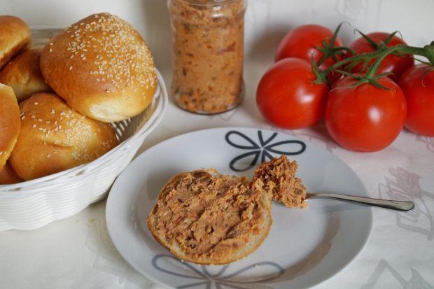 Pasta z kurczaka z suszonymi pomidorami