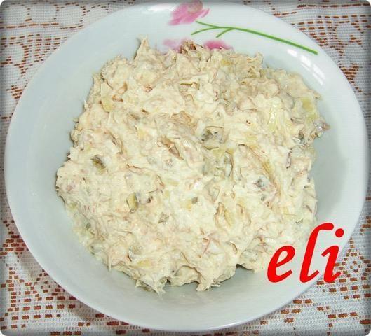 Pasta z makreli Eli