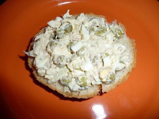 Pasta z makreli na kanapki