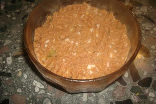 Pasta z makreli pomidorowa