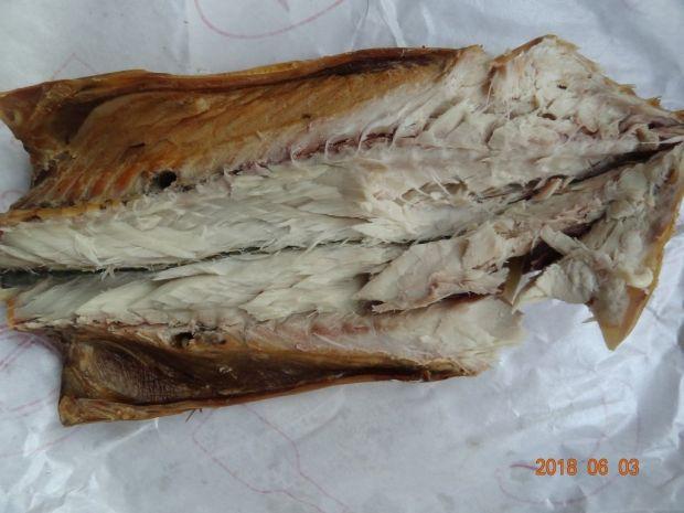 Pasta z makreli wędzonej z zieloną cebulką