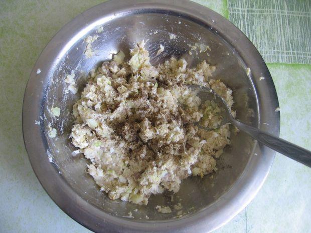 Pasta z makreli z cebulką