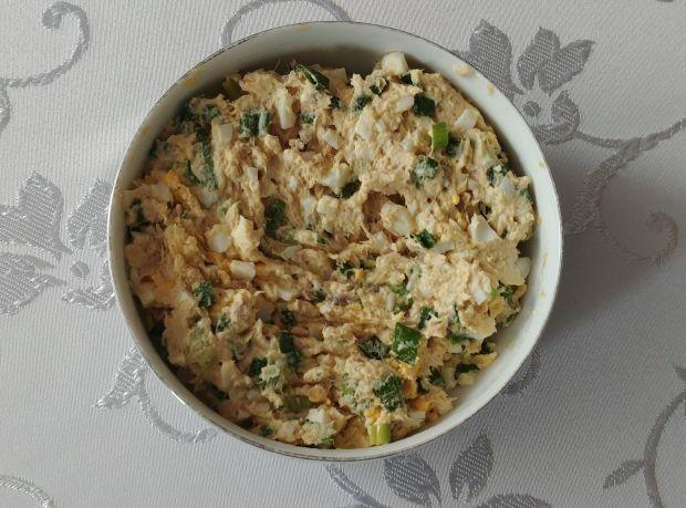 Pasta z makreli ze szczypiorkiem