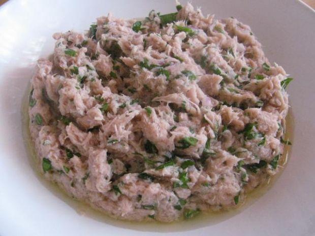 Pasta z tunczyka
