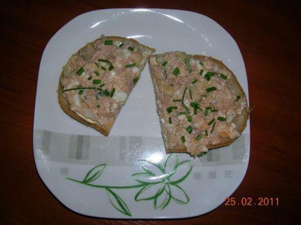 Pasta z tuńczykiem