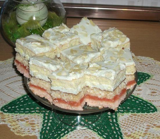 Pastelowe ciasto