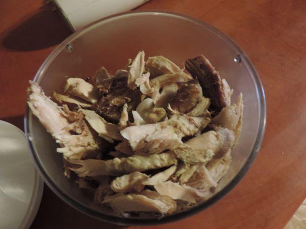 Paszteciki z mięsem drobiowym