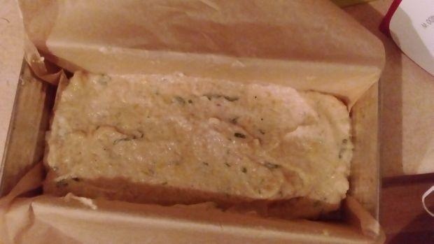 Pasztet cebulowy z natką pietruszki