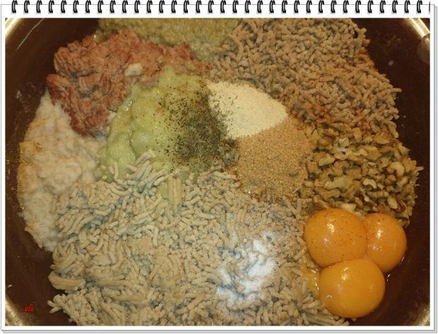 Pasztet drobiowo - wieprzowy Eli z orzechami
