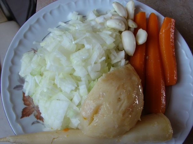 Pasztet warzywny