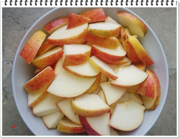 Pasztet wątróbkowy Eli z jabłkami