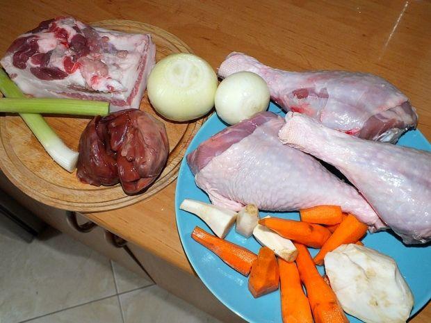 Pasztet z indyka i warzyw