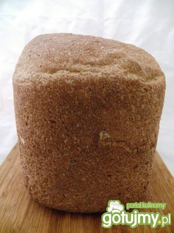 Pełnoziarnisty chleb z maszyny