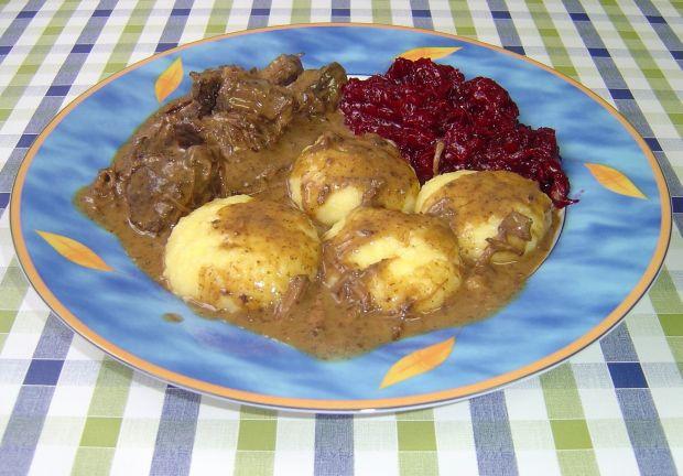 Peposo: Toskański gulasz wołowy w winie