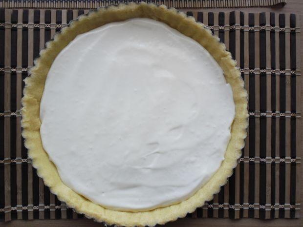 Pie de limon- tarta cytrynowa