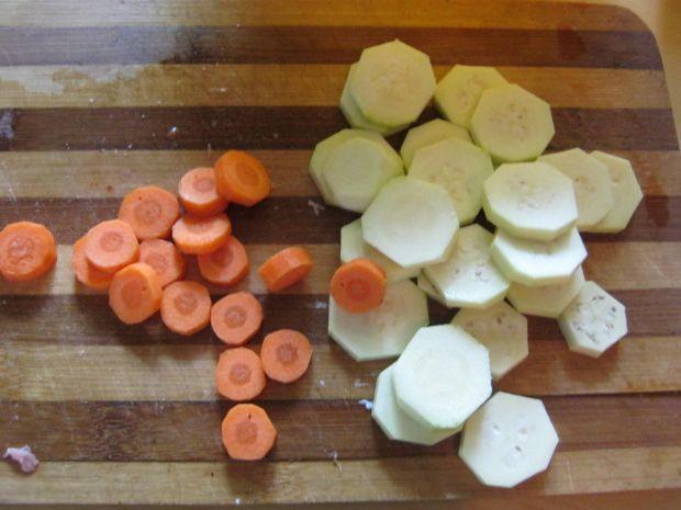 Pieczona karkówka z nutą bazylii, cytryny, papryki