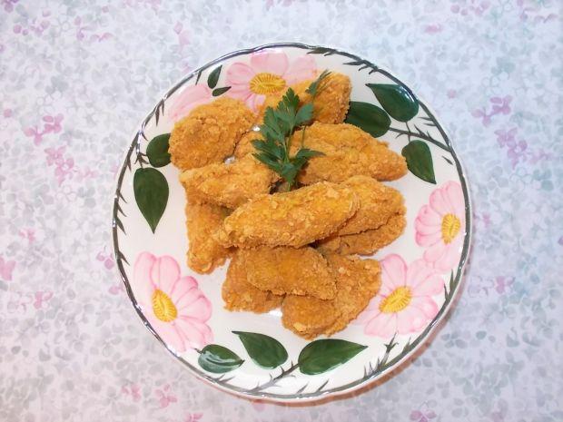 Pieczone nugetsy z kurczaka