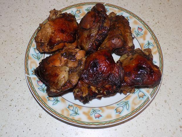 Pieczone podudzia kurczaka