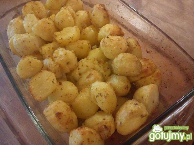 Pieczone ziemniaczki.