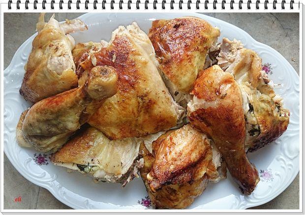 Pieczony paprykowy kurczak Eli