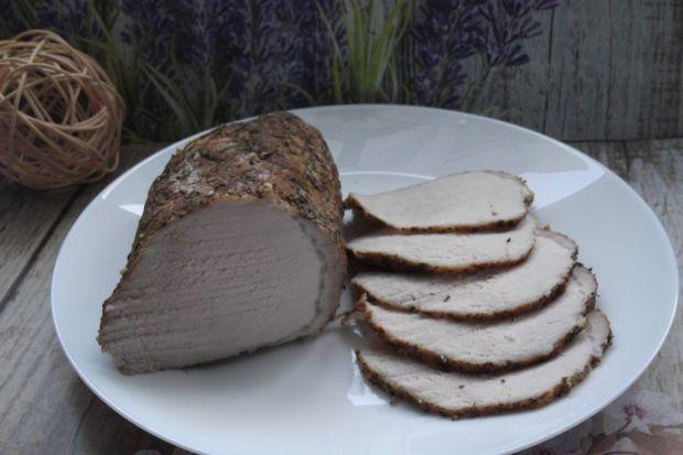 Pieczony schab na kanapki