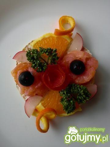 Piękna Helena kanapka Good Food